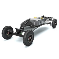 Trampa - Pro Belt Drive Electric Mountainboard
