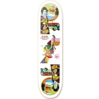 Primitive - Robert Neal Far East Deck White 8.38