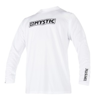 Mystic - Star White L/S Quickdry T Shirt