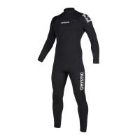 Mystic - Star 5/3mm Black Double FZ Mens Wetsuit