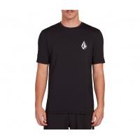 Volcom - Deadly Stones Rash Guard T-Shirt Black