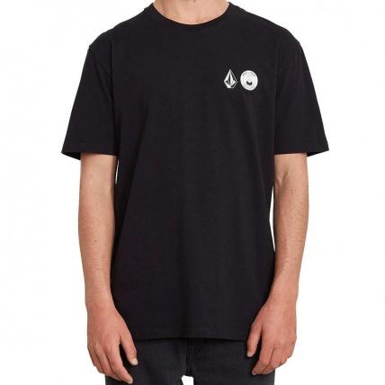 Volcom Macba Life OG Logo T-Shirt Black