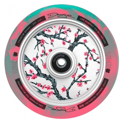 Lucky Lunar Pro Darcy Cherry Evans 110mm Scooter Wheel