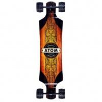 Atom Longboards - All Terrain 39in Woody Longboard