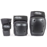 Rekd Protection - Adult Heavy Duty Triple Pad Set