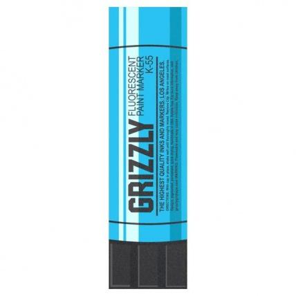 Grizzly Griptape Blue Marker Griptape
