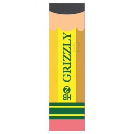 Grizzly Griptape Yellow Pencil Griptape
