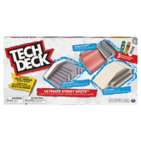 Tech Deck - Street Spots Pack Coast to Coast Edition