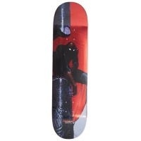 Primitive - Mobius Neal Spiderman Deck Red 8.625