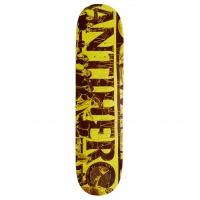 Anti Hero Skateboards - Third Quarter Banana 7.75 Skateboard Deck
