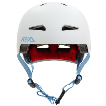 Rekd Protection Elite 2.0 Helmet Grey Front