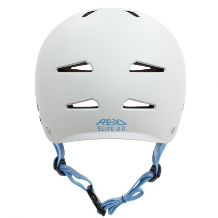 Rekd Protection Elite 2.0 Helmet Grey Back