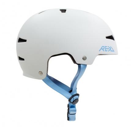 Rekd Protection Elite 2.0 Helmet Grey Side