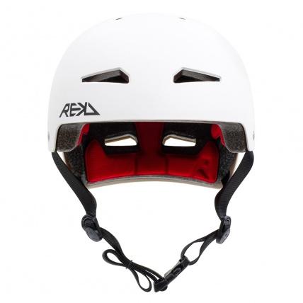 Rekd Protection Elite 2.0 Helmet White Front