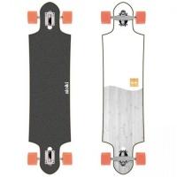 Aloiki - Freestyle Wavy 39.4 x 9.5 Longboard