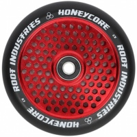 Root Industries - Honey Core Red 110mm Scooter Wheel