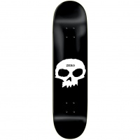 Zero Skateboards - Skull deck 8.38