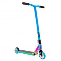 Crisp - Surge Colour Chrome Blue Stunt Scooter