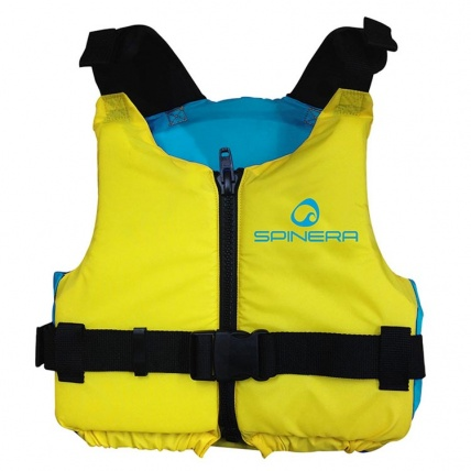 Spinera Kayak Yellow Float Vest