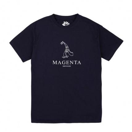 Magenta Collection Depuis 2010 T-shirt Navy