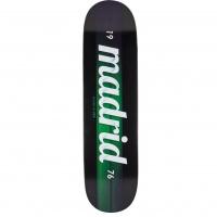 Madrid  - GTO Skateboard Deck 8.25in