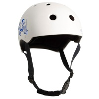 Follow - Pro White Wake Helmet