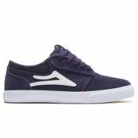 Lakai - Griffin Kids Purple Suede