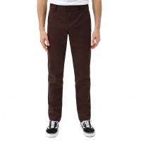 Dickies - Slim Fit Work Pants Chocolate Brown