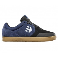 Etnies - Marana Kids Black and Blue Skate Shoe