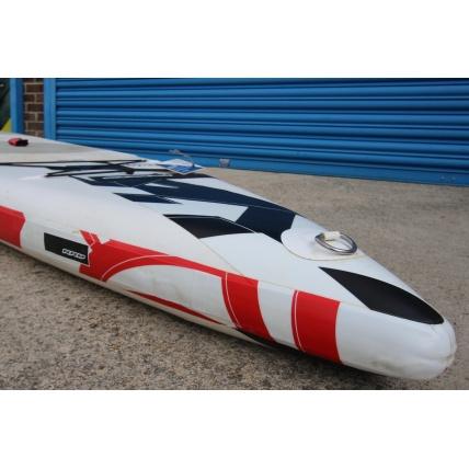 RRD Air EVO Cruiser 12ft Ex Demo inflatable Paddleboard