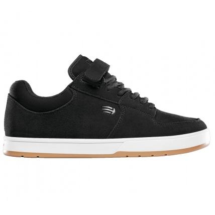 Etnies Joslin 2 Black White Gum Skate Shoes
