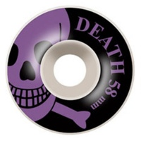 Death - 58mm Skateboard Wheels