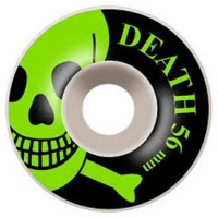 Death - 56mm Skateboard Wheels