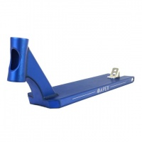 Apex  - Pro Blue 5in Wide Scooter Deck Boxed End