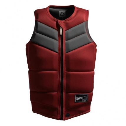 Follow Primary Red Impact Wake Vest