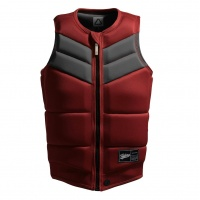 Follow - Primary Red Impact Wake Vest