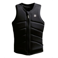 Follow - Ladies Primary Cord Black Impact Wake Vest
