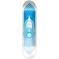 Blueprint - Babushka Blue Skateboard Deck 8.1