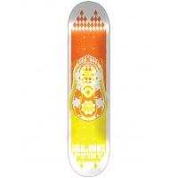 Blueprint - Babushka Orange Skateboard Deck 8.25