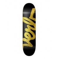 Verb - Paint Logo Skateboard Deck 8.0