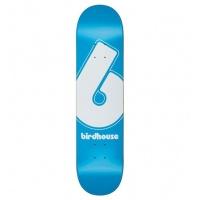 Birdhouse Skateboards - Logo Gaint B Blue 7.75 Deck