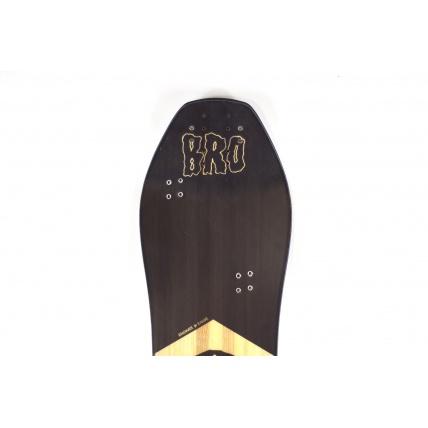 Haero Bro 96 Mountainboard Deck Nose