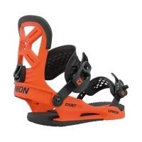 Union - Cadet Pro Orange Junior Snowboard Bindings