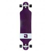 Atom Longboards - 40in Drop-through Veneer