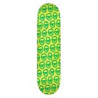 Krooked - Pewpils Green Skateboard Deck 8.5