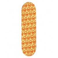 Krooked - Pewpils Orange Skateboard Deck 8.38
