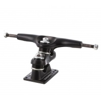 Gullwing Trucks Co - Sidewinder 2 Carve Trucks in Black 9in Pair