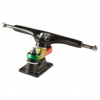 Gullwing Trucks Co - Sidewinder 2 Carve Trucks in Rasta 9in Pair
