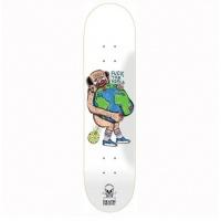 Death - F*ck The World Skateboard Deck