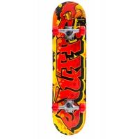 Enuff - Graffiti II Red Junior Complete Skateboard